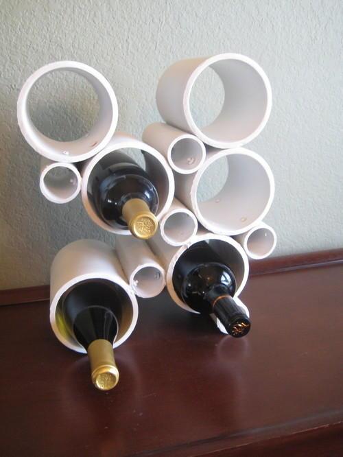 Нетрадиционное использование пластиковых труб